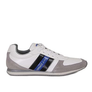 Baskets Versace Sneaker Uomo DisA3 Coated- Suede Z29Wu2NEJN