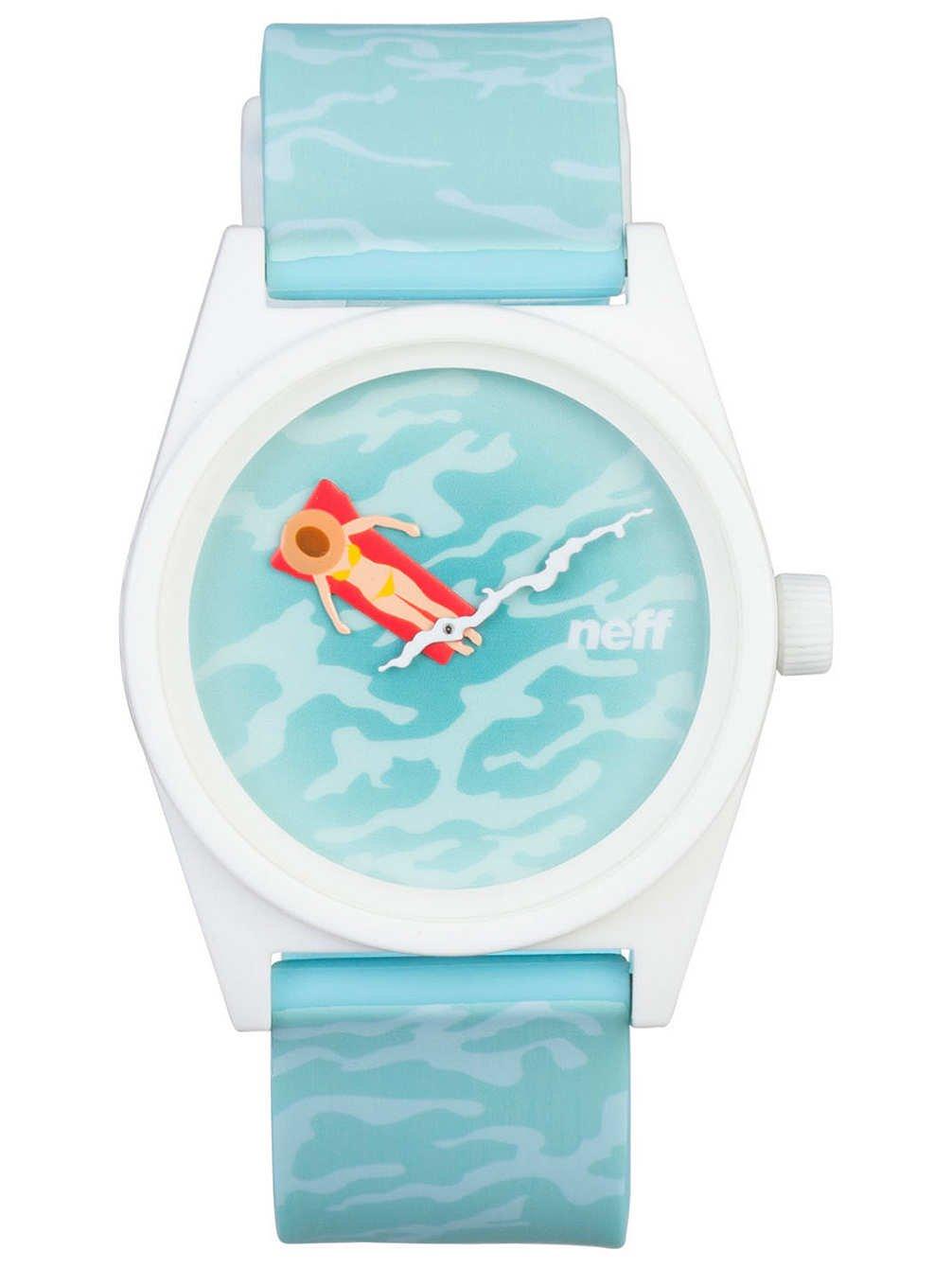 Neff Daily Wild Men's Designer Watch - Raft/One Size Fits All
