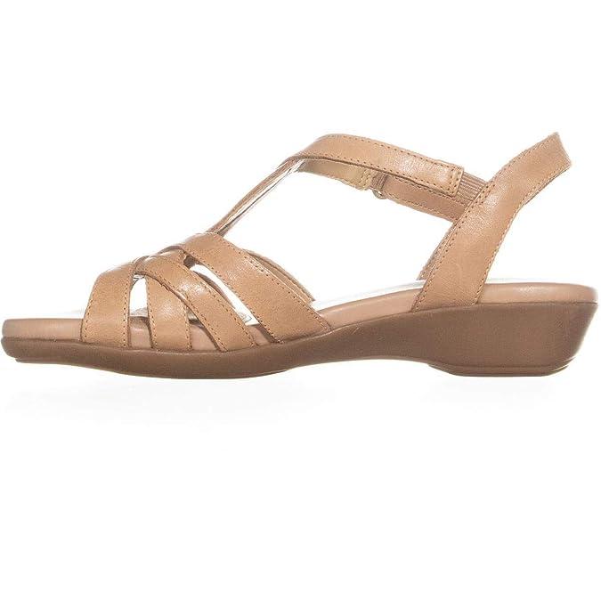f0658ef48408 naturalizer Nella Ankle Strap Sandals