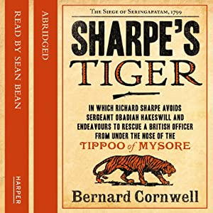 Sharpe's Tiger Hörbuch