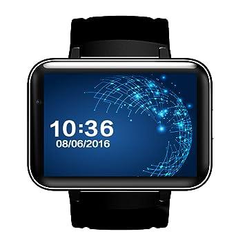 Bodbii DM98 Tarjeta SIM 3G Inteligente Reloj Bluetooth 4.0 GPS WiFi Andriod 4.4.2 2,2 Pulgadas Reloj