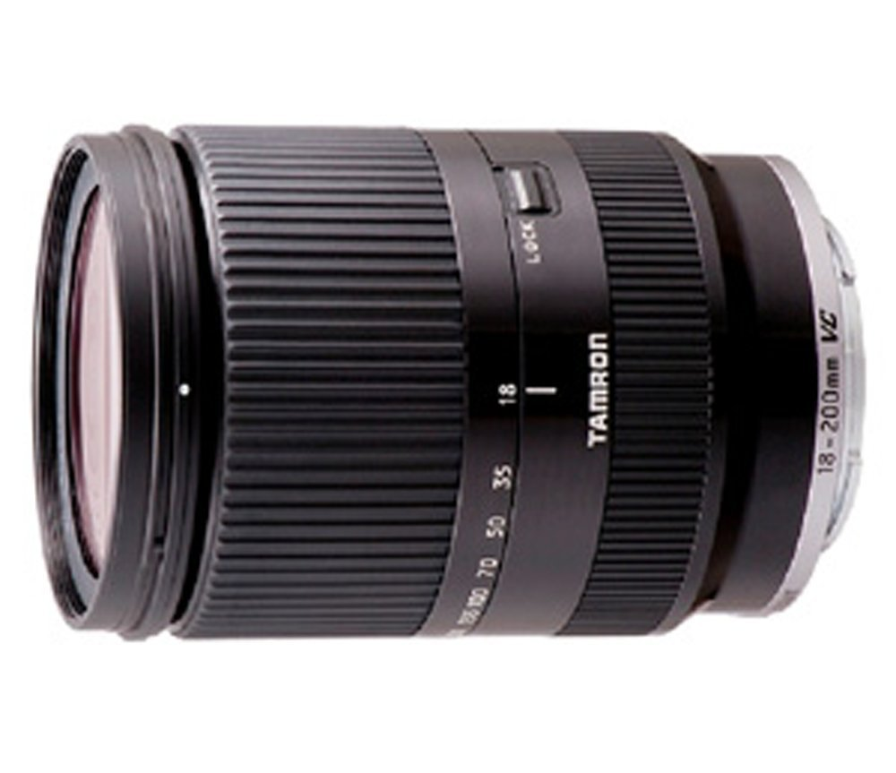Tamron 18-200mm Di III VC for Sony Mirrorless Interchangeable-Lens Camera Series AFB011-700 (Black) by Tamron