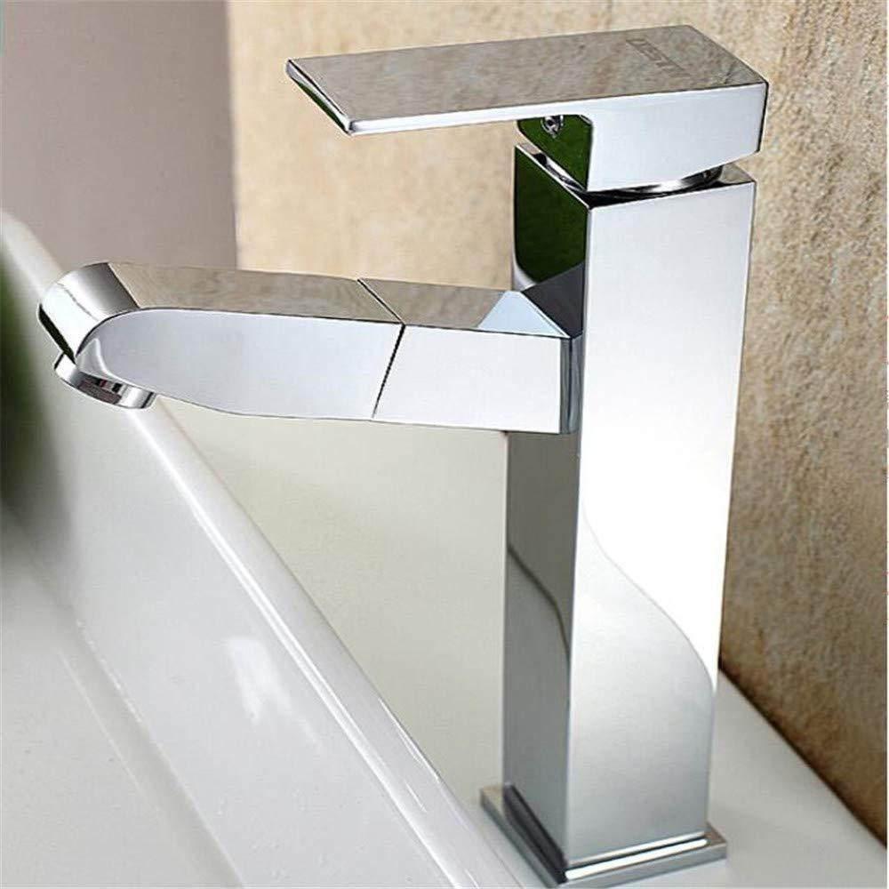 360 ° drehbarer Wasserhahn Retro Wasserhahn Wasserhahn Warmes und kaltes Waschbecken Rotierendes Waschbecken Gold Wasserhahn Europäischen Bad Wasserhahn