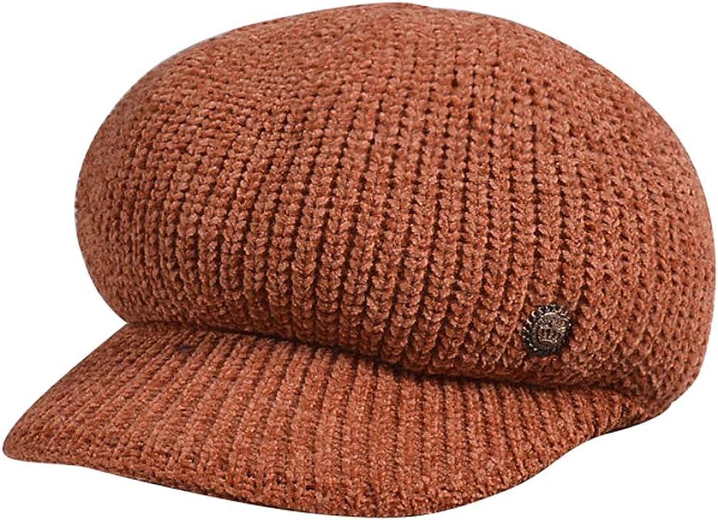 DOCILA Newsboy Hats Warm...