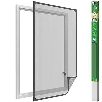 Easy Life Moustiquaire En Pvc Avec Cadre Magnétique Pour Fenêtres