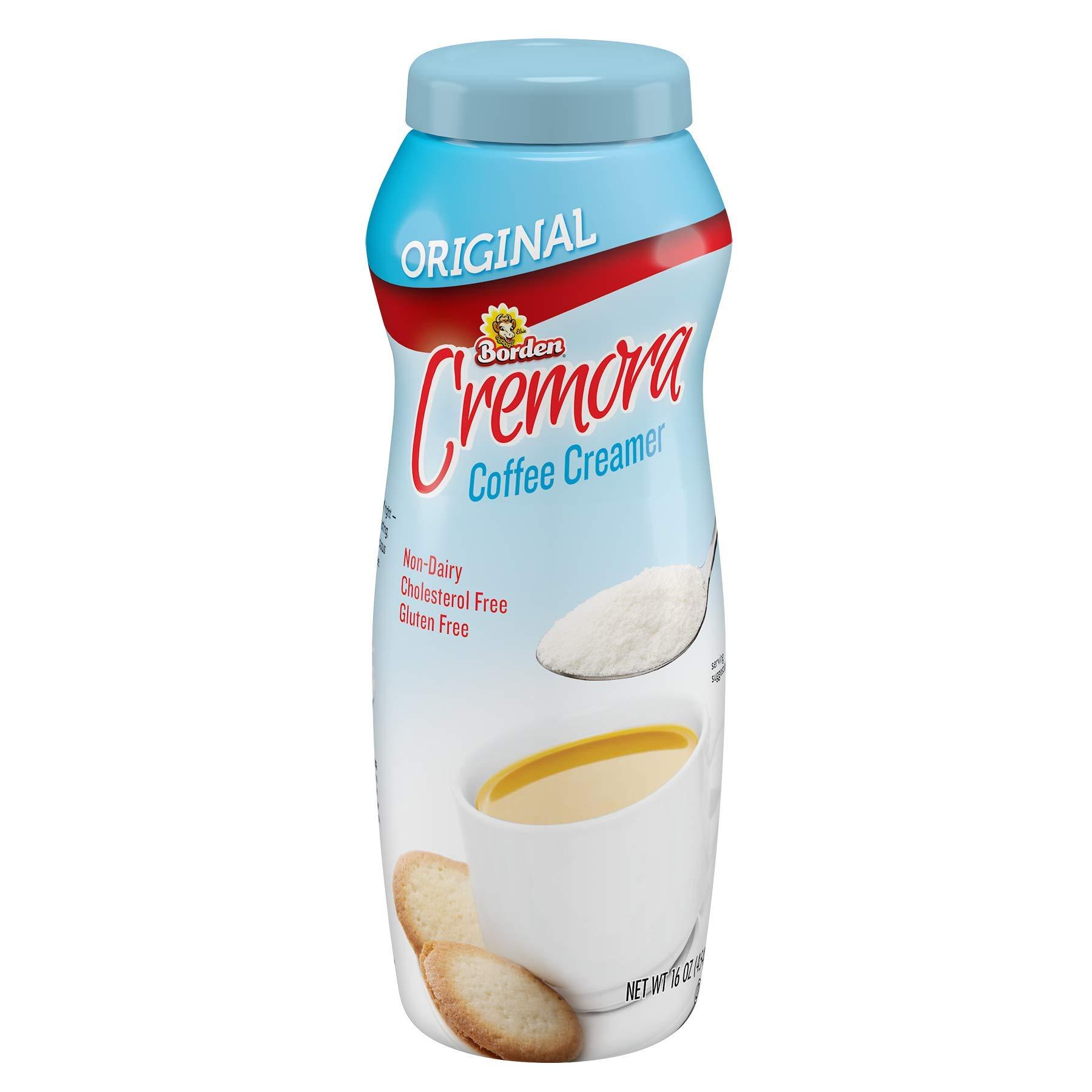 Borden Cremora Coffee Creamer, 1 Pound (Pack of 12)