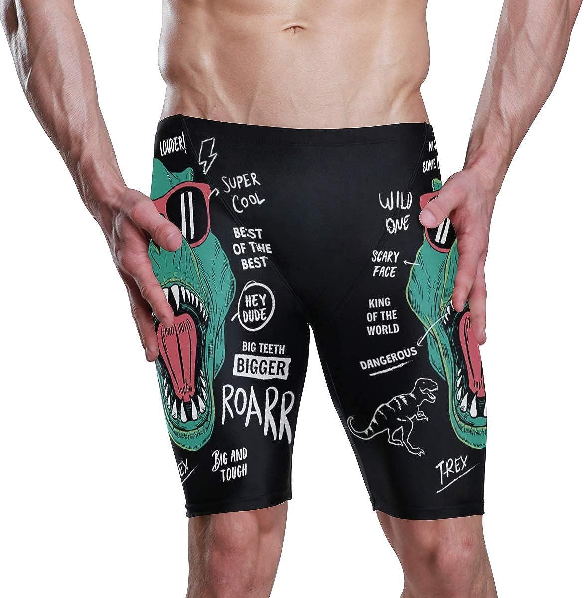Mr.Lucien Lion Animal Jammer Swimsuit Bathing Suit Cool 2020327