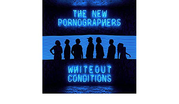 New pornographers snow white not