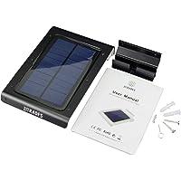 Zitrades Solar Lights Security Motion Sensor Lighting 46 LED IP65