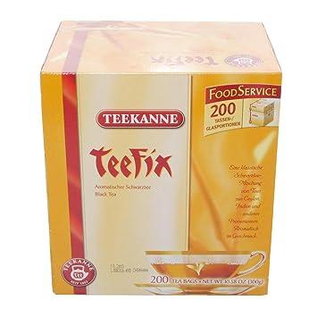 Teekanne GmbH & Co. KG: Teekanne Pomadour Euro-Blend - 1 Packung Ã
