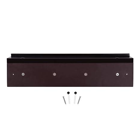 Amazon.com: DOKEHOM 4 ganchos (4 colores) en tablero de ...