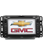 GADGET-STYLE Autoestereo Gmc Chevrolet Android GPS DVD USB BT Touch SD