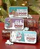 "Set of 3 Novelty ""Character Poop"" Mint Tins"