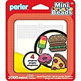 Perler Beads 80-53009 Mini Beads Food Activity Kit