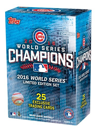 Chicago Topps Baseball World Champions