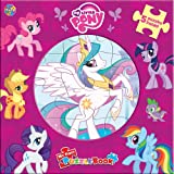 My First Puzzle Book - My Little Pony Friendship is Magic (5 puzzles)