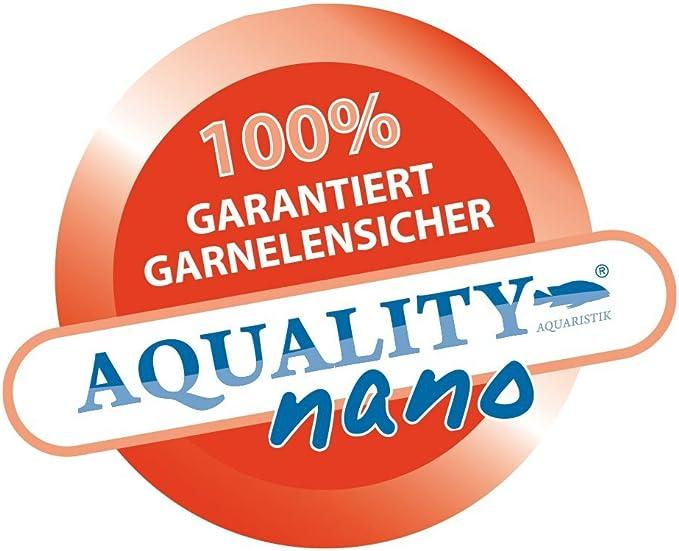 aquality Agua Cuidado Nano 50 ml (Premium de purificador de agua para su Acuario – Garantiza también para Camarones ...