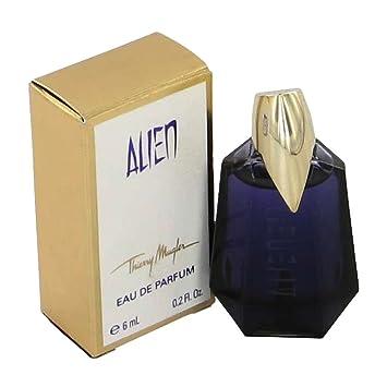 Amazoncom Thierry Mugler Alien 02 Oz Mini Edp For Women Beauty