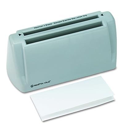 Amazoncom Martin Yale P Automatic Desktop Folder Folds - Invoice folding machine