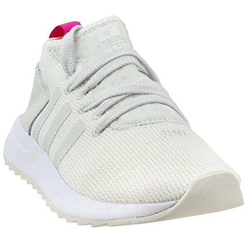 on sale 03158 a7e93 Amazon.com  adidas Womens FLB Mid Athletic  Sneakers White
