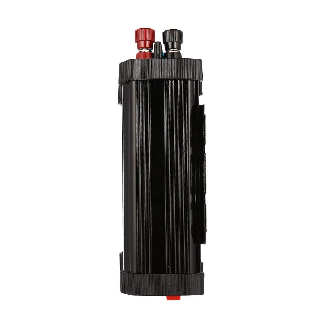 Solar inverter auto con lampada a risparmio energetico XA500/W esterna fusibile