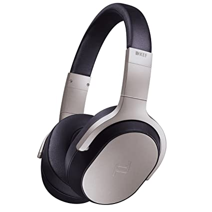 6912a5fe56a Amazon.com: KEF Porsche Design SPACE ONE Over-Ear Noise Cancelling  Headphones: Electronics