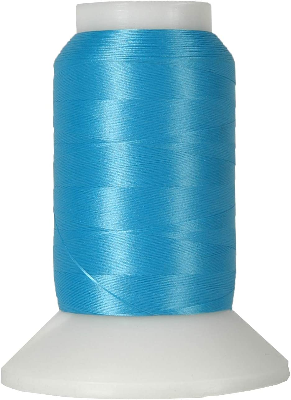 50 Colors Available Serger Sewing Stretchy Thread Threadart Wooly Nylon Thread LT TAN Color 9186 1000m Spools