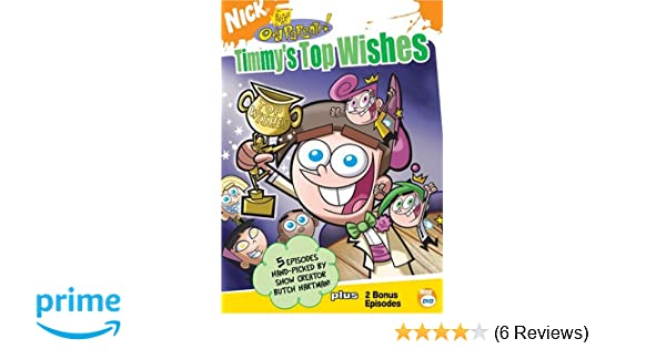 Amazon.com: The Fairly Odd Parents - Timmys Top Wishes ...