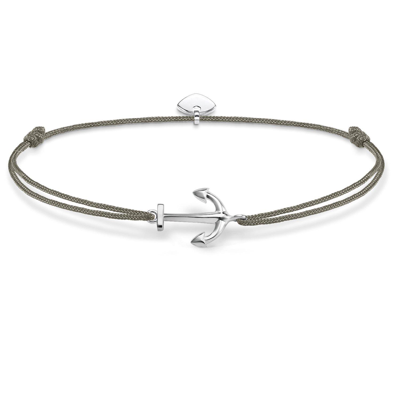Thomas Sabo Damen-Charm-Armband 925-Sterling Silber LS001-173-5-L20v