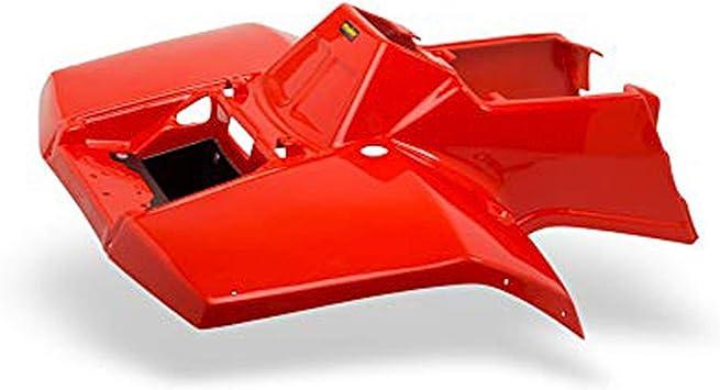 1999-2002 Suzuki LT-F250 Quadrunner ATV Seat Cover Black