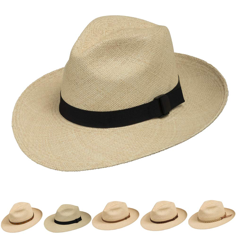 1ea845d9e Best Rated in Men's Fedoras & Helpful Customer Reviews - Amazon.com