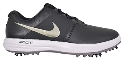 31c6a757fe0797 Nike Air Zoom Victory Golf Shoes 2019 Black Metallic Pewter Gunsmoke Vast  Gray