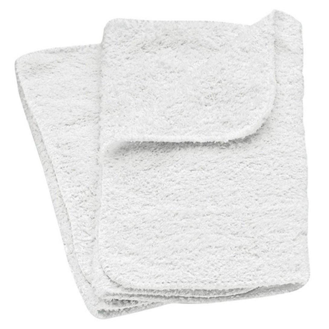 Karcher SC1020 SC1030 chiffon de nettoyage en Microfibre pour nettoyeur vapeur véritable &Housses de nettoyage en tissu éponge blanc Lot de 5