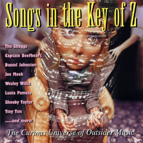 Songs in the Key of Z, Vol. 1:...