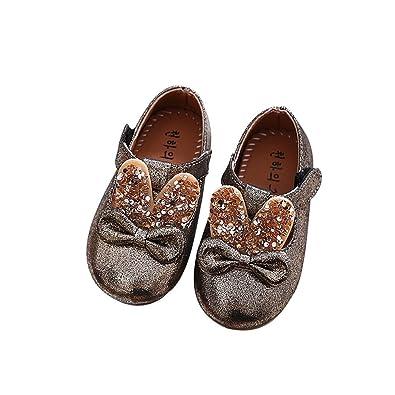 22d40d52df6b5 Enfants été   Automne Chaussures Plates Brillant Chaussures Pour Princesse  Petite Fille (22