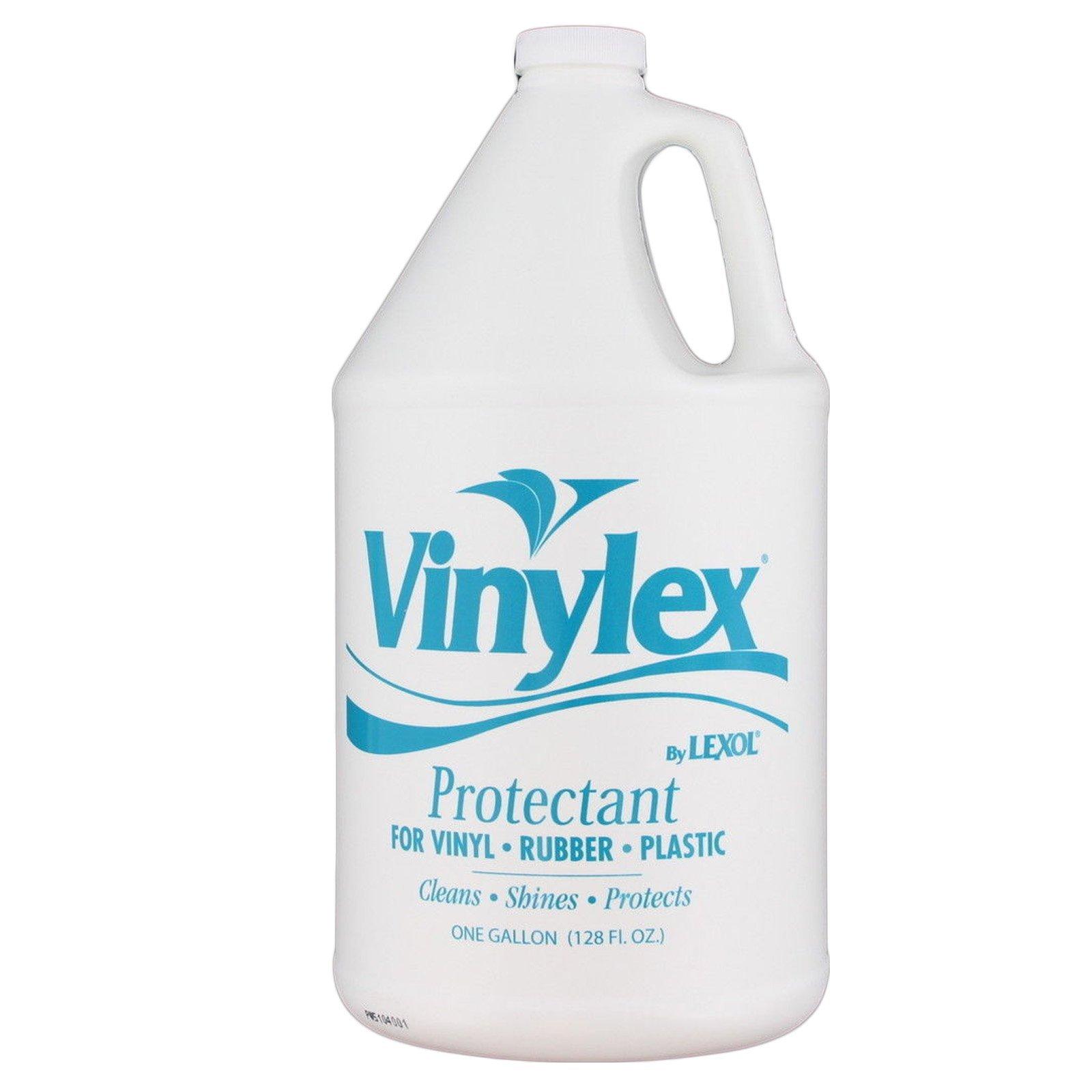 Vinylex Lexol Protectant Rubber Plastic Vinyl Cleaner Interior Exterior Car Truck RV Boat Detail 1 Gallon