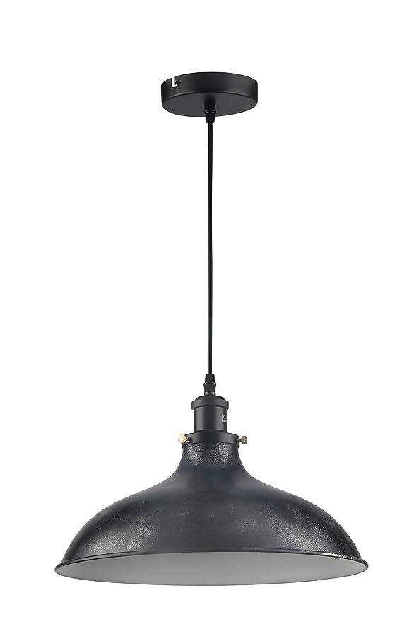 CristalRecord Tuba Lámpara de techo colgante industrial ...