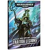 Warhammer 40K Codex Supplement Traitor Legions Games Workshop ( 43-23-60 )