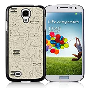 Fashionable And Beautiful Designed Case For Samsung Galaxy S4 I9500 i337 M919 i545 r970 l720 With TOMS 3 Black Phone Case