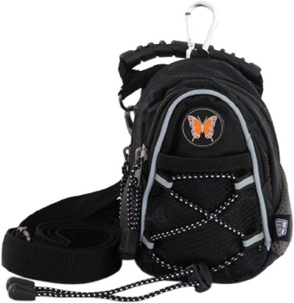 CMC Golf Butterfly Mini Daypack, Black