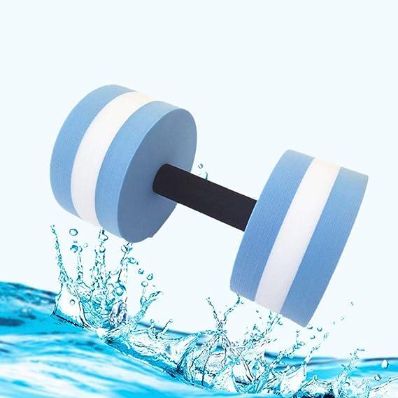 Uzinb 1 par Agua Aerobic Mancuernas acuática EVA Barra Aqua ...