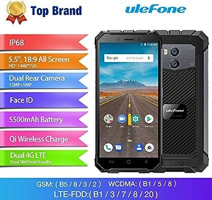 Ulefone Armor 6739 - Carcasa rígida para Smartphone (2 Unidades, 2 ...
