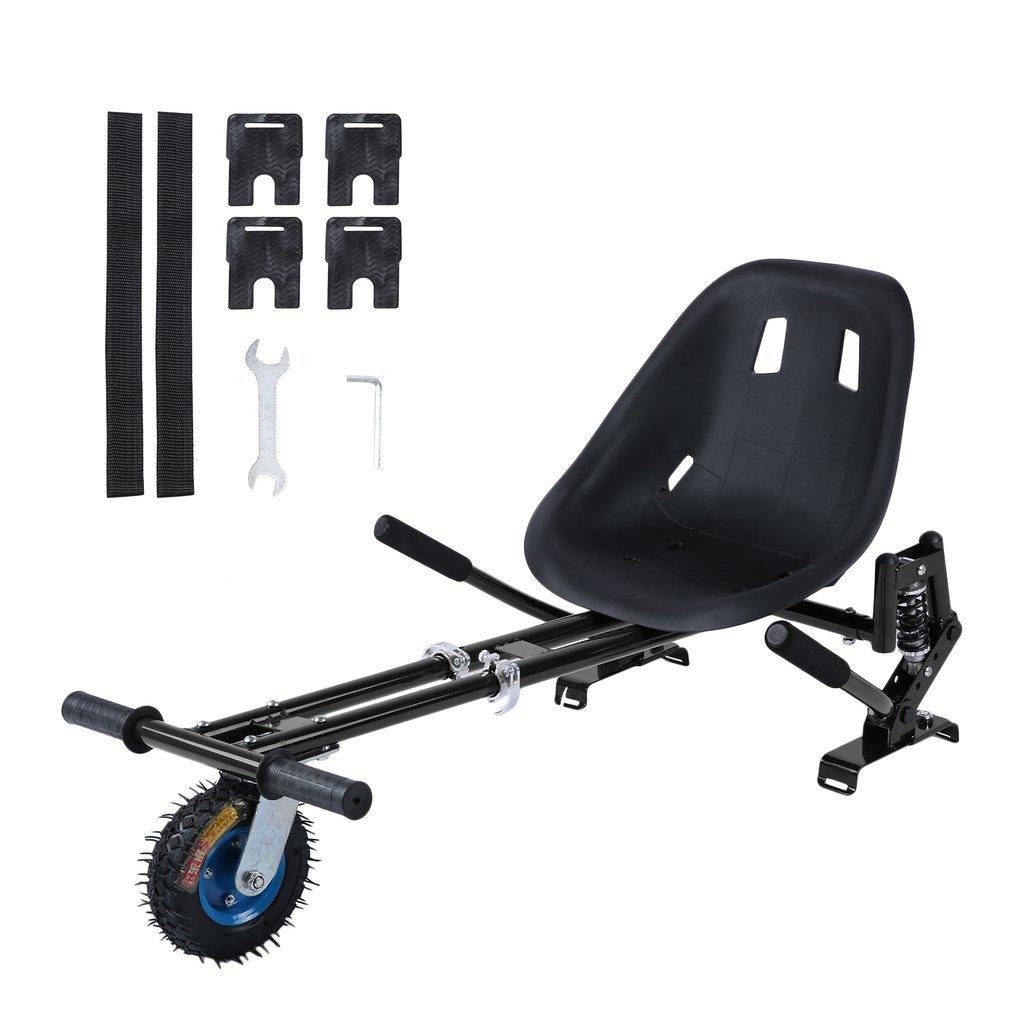 Genuinestar Stoßdämpfer Go Kart Für Selbstabgleichende Elektrische Roller Einstellbare Hover Sitz Hoverboard Zubehör Für Erwachsene Kinder