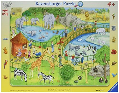 Zoo Jigsaw - 4