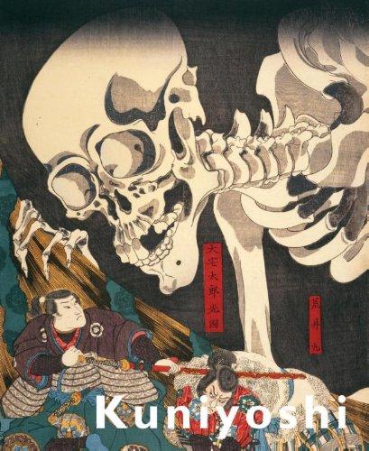 Kuniyoshi  Japanese Master Of Imagined Worlds