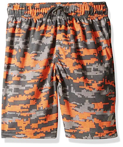 The Children's Place Boys' Big Printed Active Drawstring Shorts