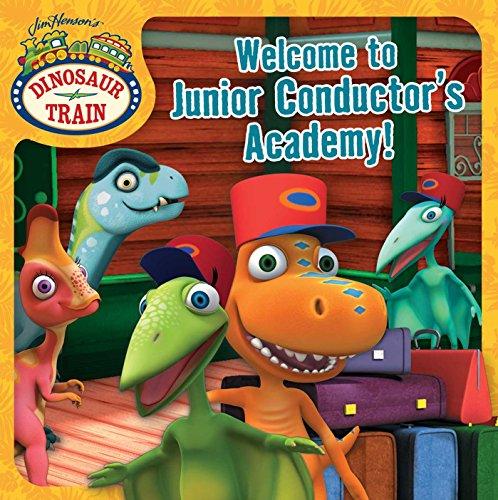 Sauropod Dinosaurs - Welcome to Junior Conductor's Academy! (Dinosaur Train)