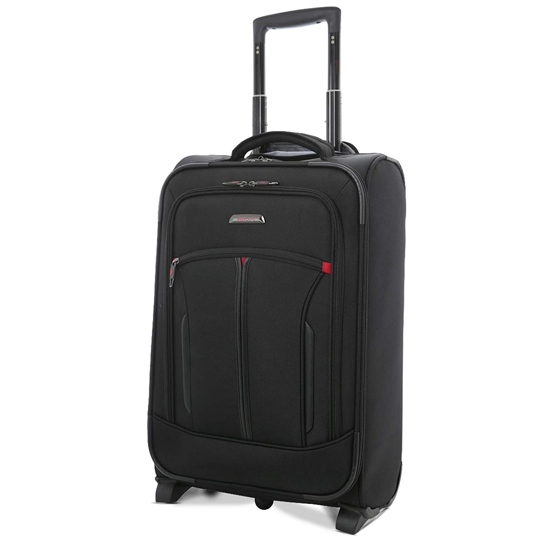 """Aerolite 21"""" Equipaje de Mano para Ordenador portátil Trolley Bolsa para Ordenador con ruedas"""