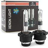 CAR ROVER® 2 X D2R HID Ampoule Lampe Xénon Phare DC 12V 35W pour Voiture 6000K