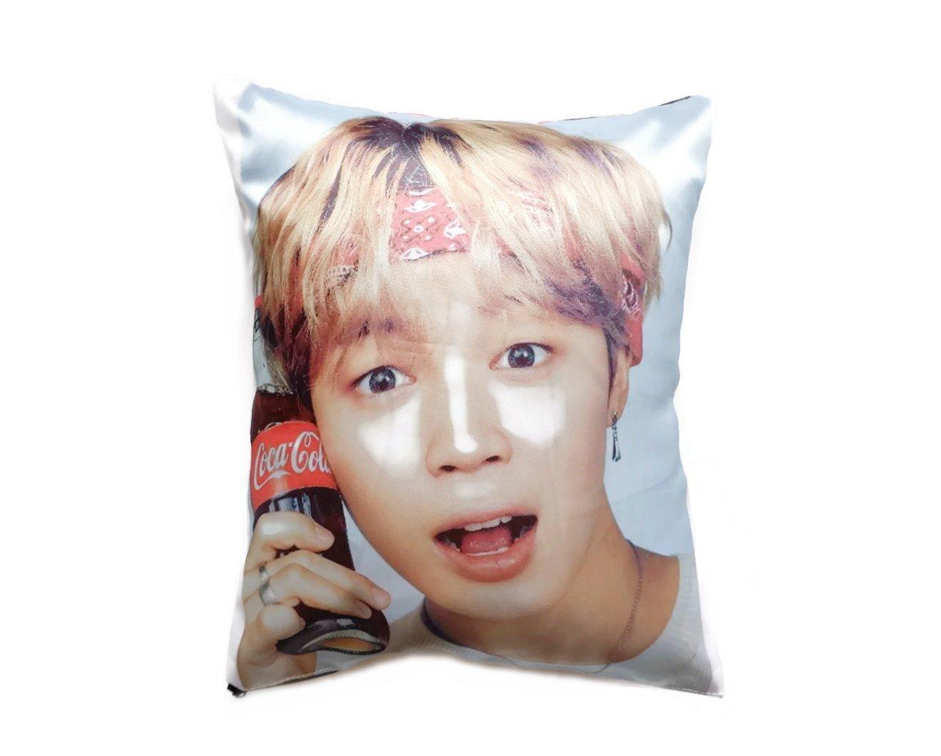 Park Jimin Bangtang Boys BTS Boy Band Kpop Pillowcase (#007)